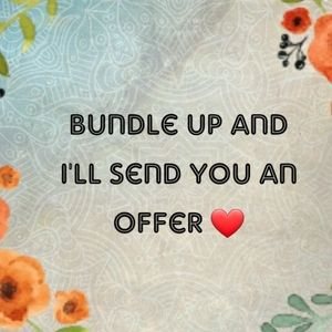 BUNDLE 2+ ITEMS AND SAVE !!
